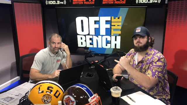 Off The Bench - September 26, 2019