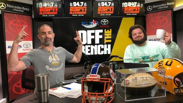 Off The Bench | April 27, 2020