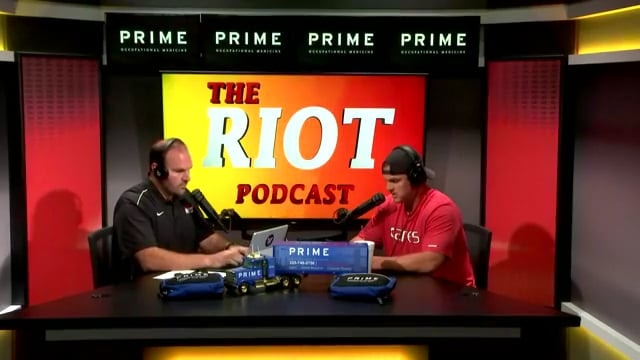 The Riot Podcast - October 16, 2018