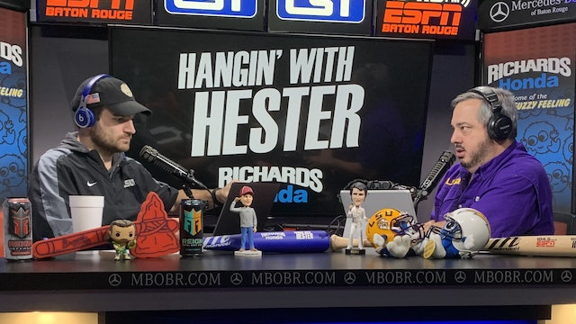 Hangin' with Hester | April 24, 2020