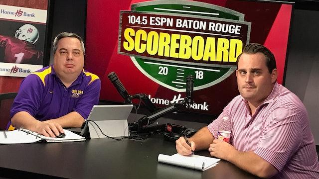 (5) LSU vs (22) Florida Post | Gameday & Scoreboard