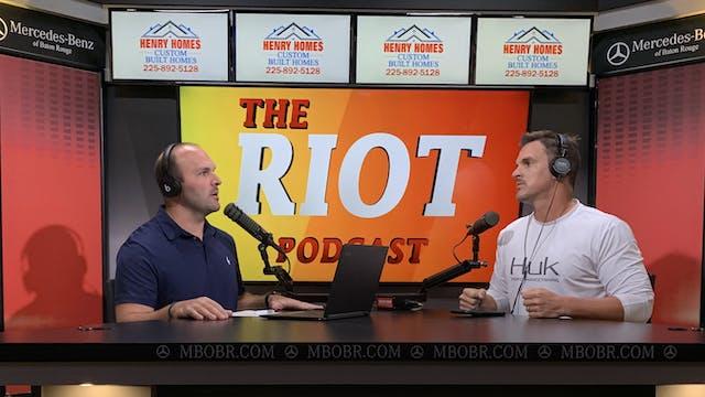 The Riot Podcast - September 10, 2019