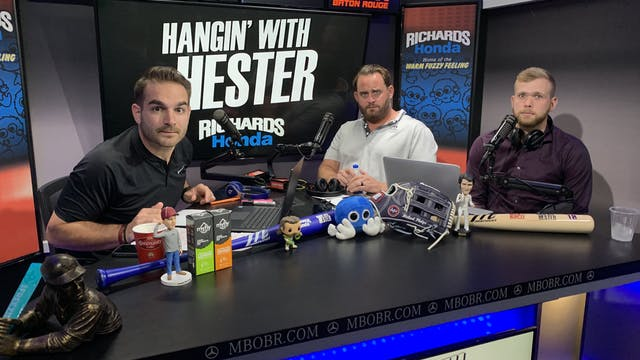 Hangin' with Hester - August 7, 2019