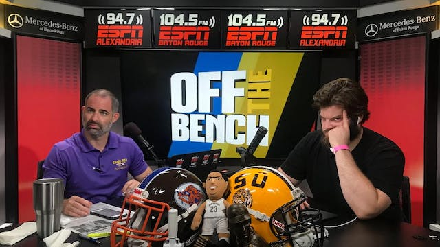 Off The Bench - May 23, 2019