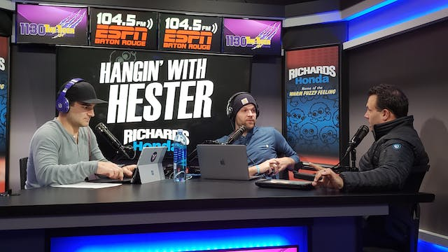 Hangin' with Hester - November 27 2018