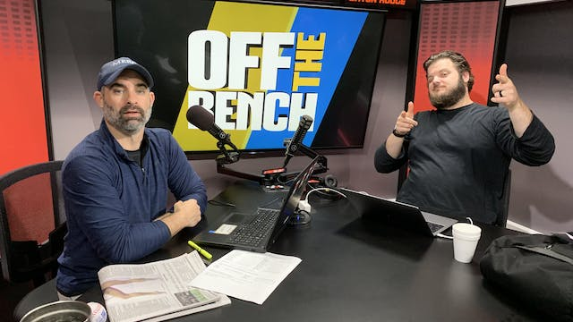 Off The Bench - April 19, 2019