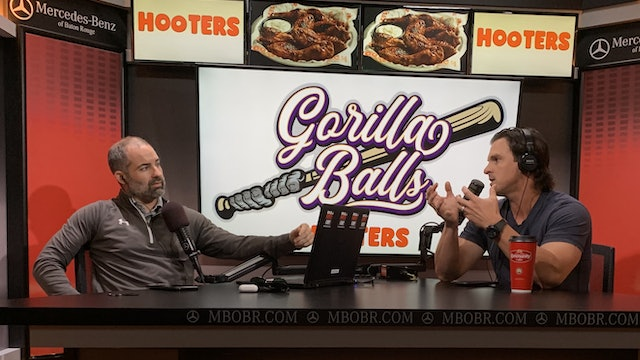 Gorilla Balls Podcast - April 11, 2019