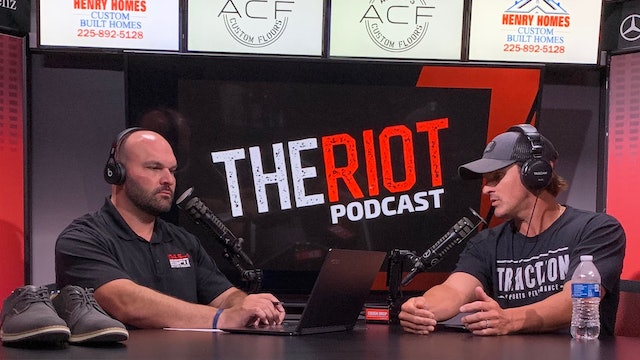 The Riot Podcast | June 23, 2020