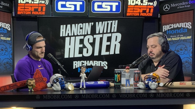 Hangin' with Hester   April 20, 2020