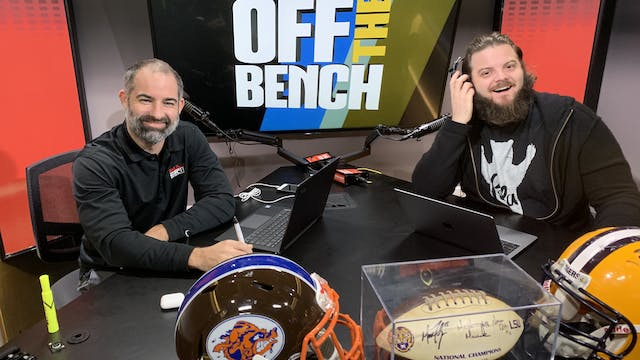 Off The Bench - October 29, 2019
