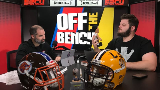 Off The Bench - October 23, 2018