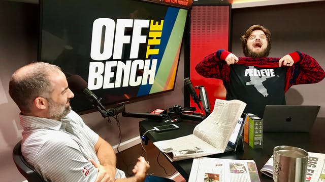Off The Bench - June 21, 2019