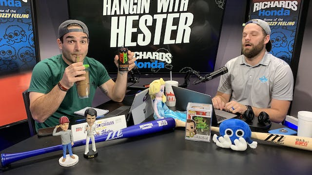 Hangin' with Hester - May 15, 2019
