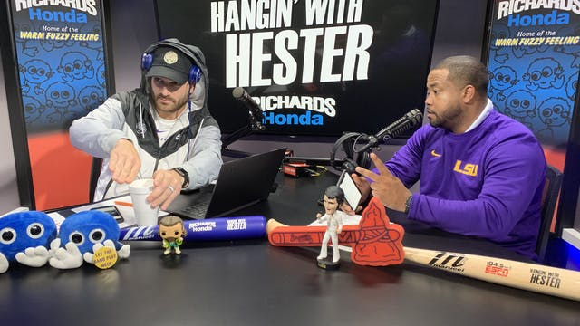 Hangin' with Hester - December 10, 2019