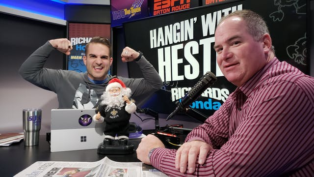 Hangin' with Hester - December 20 2018