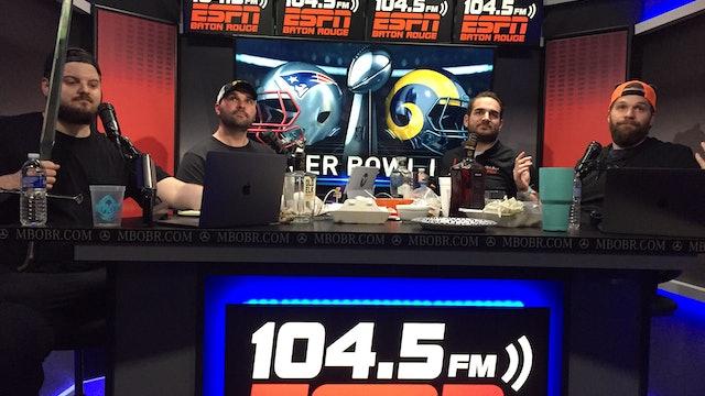 Super Bowl LIII Companion Show - February 3, 2019
