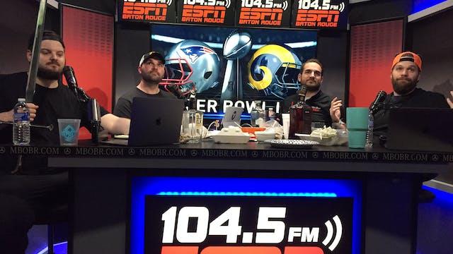 Super Bowl LIII Companion Show - Febr...