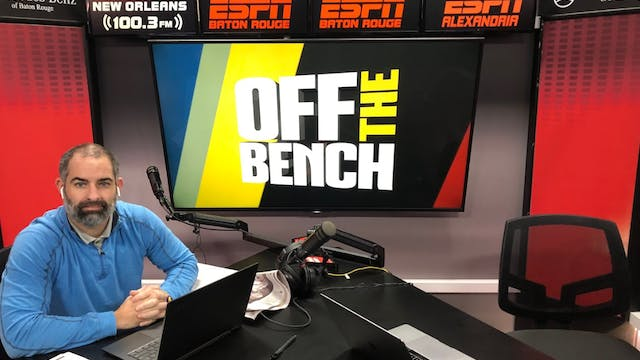 Off The Bench - October 28, 2019