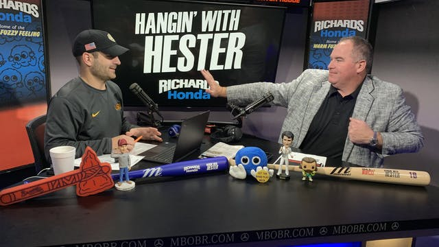 Hangin' with Hester - December 16, 2019