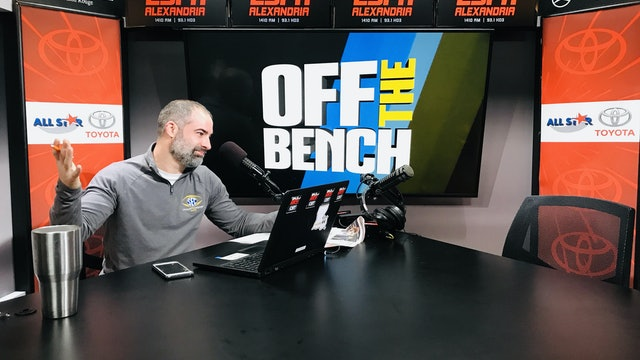 Off The Bench - April 13, 2020