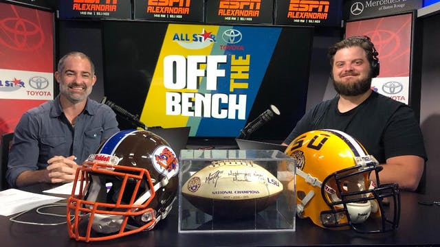 Off The Bench | June 5, 2020