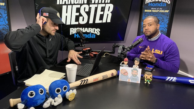 Hangin' with Hester - December 3, 2019