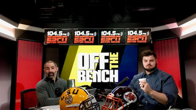 Off The Bench - December 10, 2018