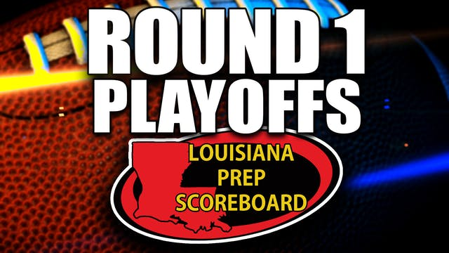 LA Prep Scoreboard - ROUND 1 PLAYOFFS