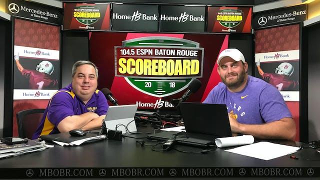 (4) LSU vs Vanderbilt Post | Scoreboard