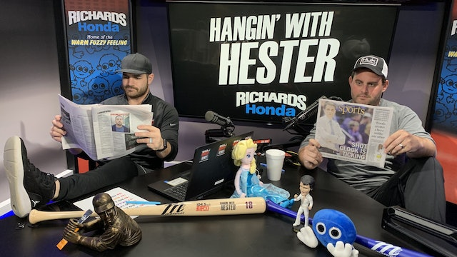 Hangin' with Hester - April 12, 2019