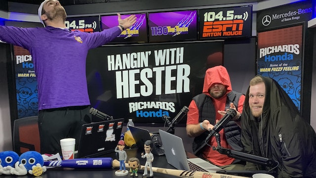 Hangin' with Hester | January 8, 2020
