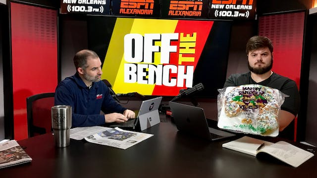Off The Bench - January 4, 2019