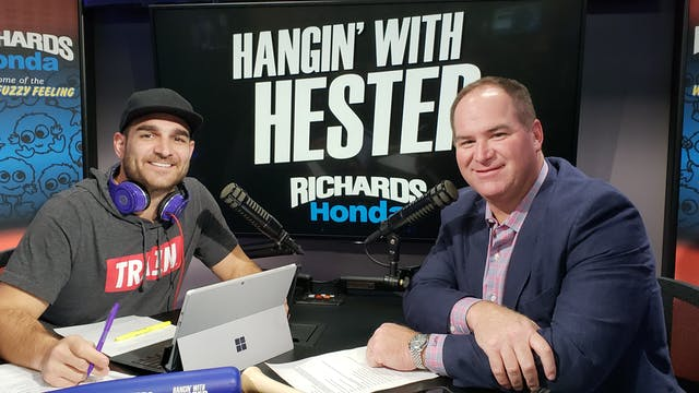 Hangin' with Hester - October 24 2018