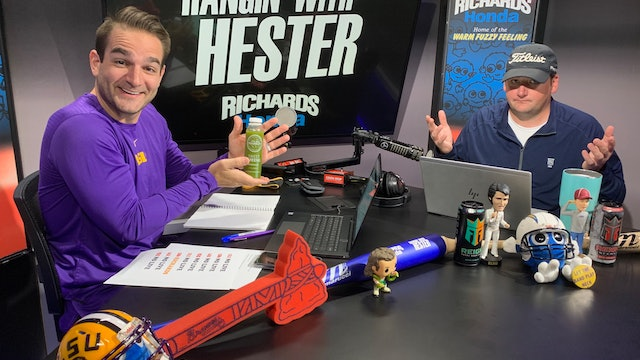 Hangin' with Hester | June 2, 2020