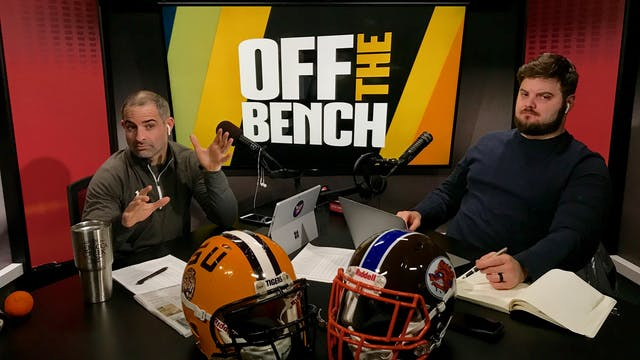Off The Bench - January 29, 2019