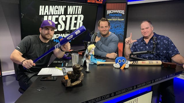 Hangin' with Hester - March 8, 2019