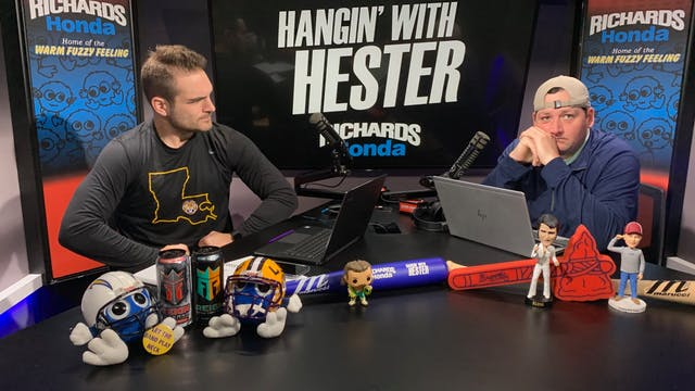 Hangin' with Hester | May 12, 2020