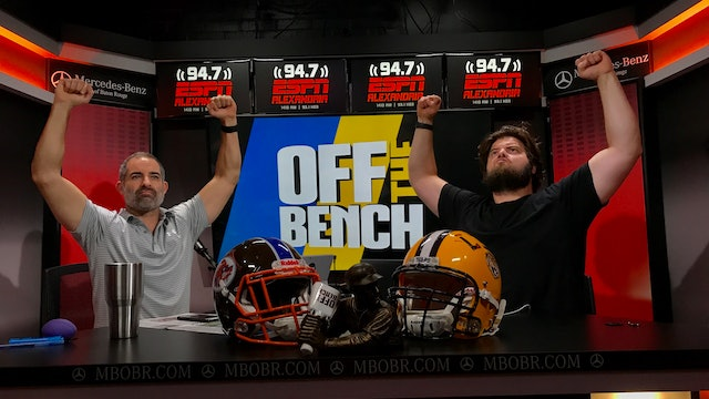 Off The Bench - July 22, 2019