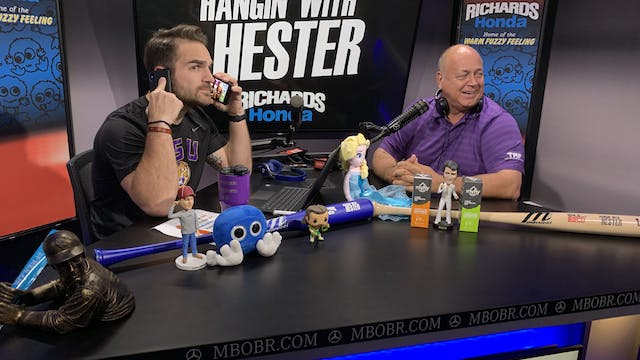 Hangin' with Hester - July 30, 2019