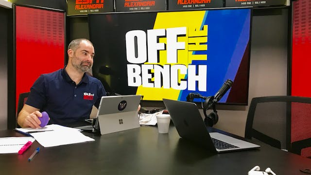 Off The Bench - February 28, 2019