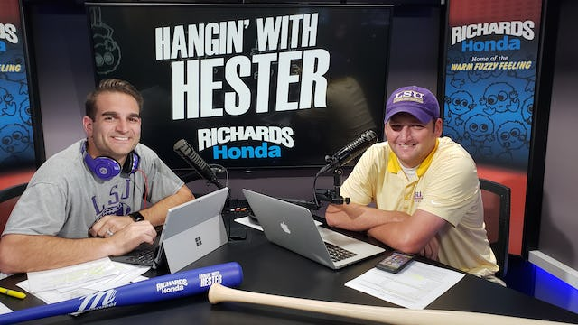 Hangin' with Hester - October 3 2018