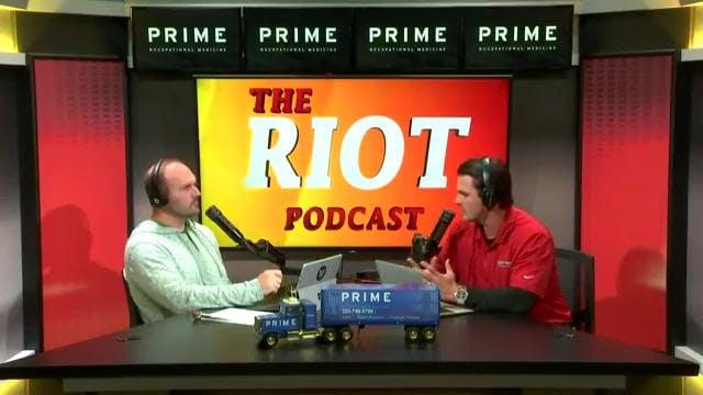The Riot Podcast - November 14, 2018