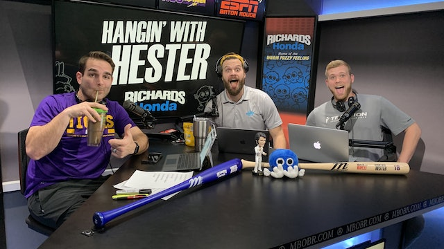 Hangin' with Hester - February 21, 2019