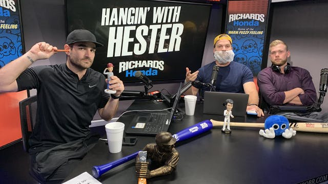 Hangin' with Hester - May 1, 2019