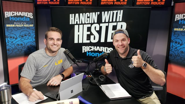 Hangin' with Hester - October 16 2018