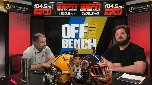 Off The Bench - June 11, 2019