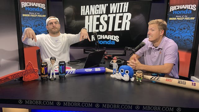 Hangin' with Hester - September 5, 2019