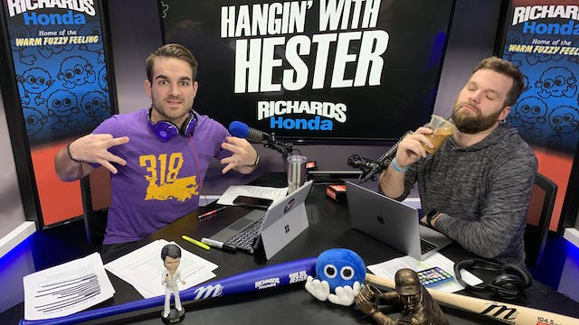 Hangin' with Hester - February 27, 2019