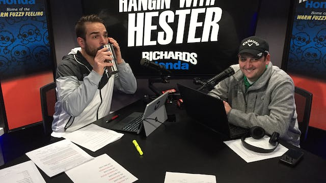 Hangin' with Hester - January 15, 2019