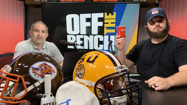 Off The Bench - September 11, 2019